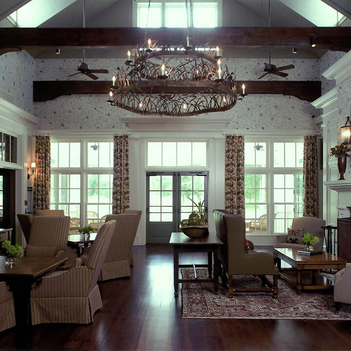Ks mcrorie interior design luxury residential and for Residential clubhouse designs